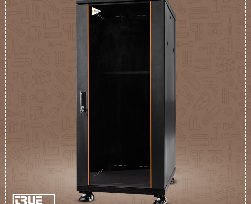 URACK Indoor Cabinet Rack 27U