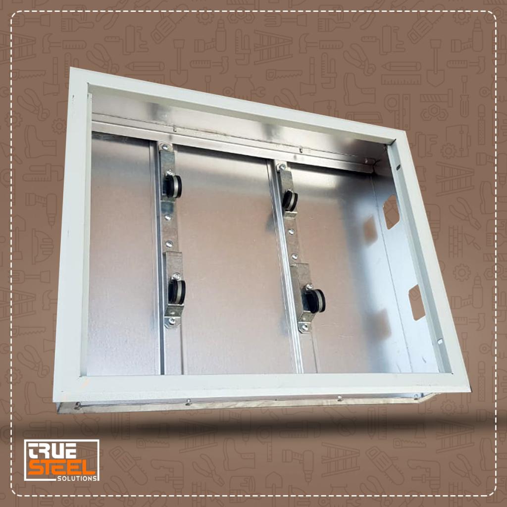 HVAC Manifold Box